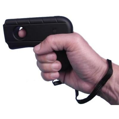 DEFENSA ELECTRICA TASER STUN GUN EN FORMA DE PISTOLA ELECTRICA