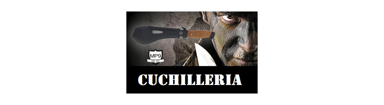 Venta de Cuchillos, Navajas, Machetes, Tijeras, Hachas.