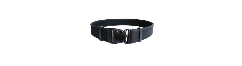 Cinturones nylon uso profesional como policial, militar, seguridad, airsoft, paintball.